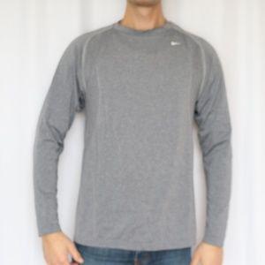 Men's Nike thermal dri-fit long sleeve. XL-A?